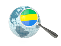 Search and find websites in  Gabon on Nr1Sites Big Cities