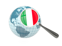 Search and find websites in  Italy on Nr1Sites Big Cities