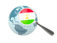 Search and find websites in  Tajikistan on Nr1Sites Big Cities